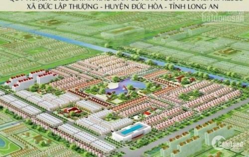 Chính chủ bán lô đất Đức Hòa, Long An ngay Khu Công Nghiệp đầu tư sinh lời cao.