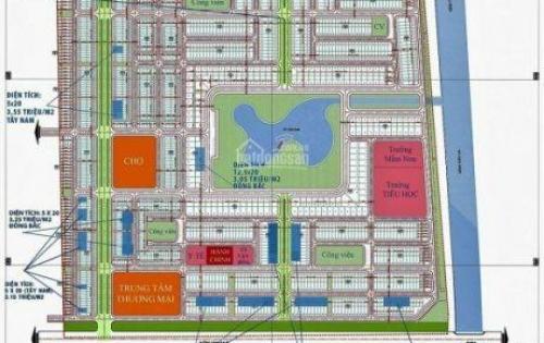 Bán đất đối diện Khu Công Nghiệp Đức Hòa 3 dân cư đông đúc.