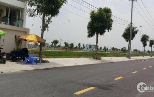 Đất có sổ Hồng ở Hóc Môn, DT 90m2 giá 892tr ,thổ cư 100%, xây tự do ,MT đường Ng Văn Bứa