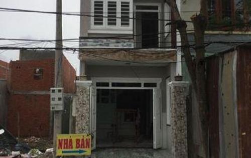 Bán Nhà 1 trệt 1 lầu Dương Công Khi, giá 2,1 tỷ, SHR, LH: 0902861147