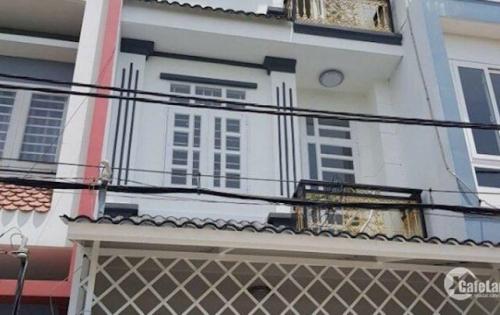 Bán nhà hẻm 2279/95 Huỳnh Tấn Phát, Thị trấn Nhà Bè, Tp.HCM DT 4m x15m giá 3.55 tỷ