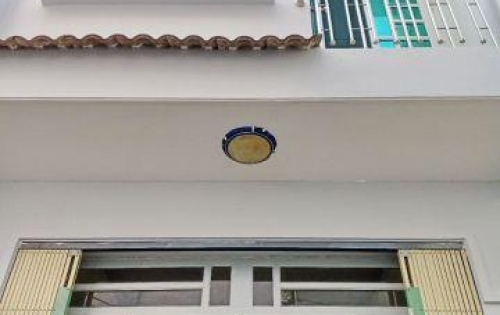Bán nhà hẻm 1979 Huỳnh Tấn Phát, Nhà Bè DT 4m x17m, 1 lầu 1 trệt giá 2.7 tỷ
