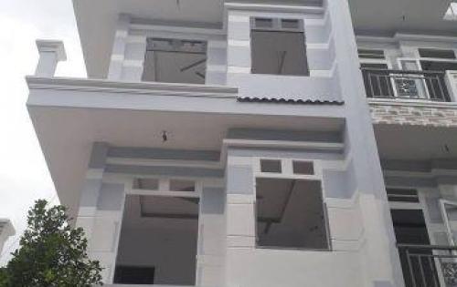 Cần bán nhà gấp Huỳnh Tấn Phát, Nhà Bè 3 tầng giá 1 tỷ 950 triệu.