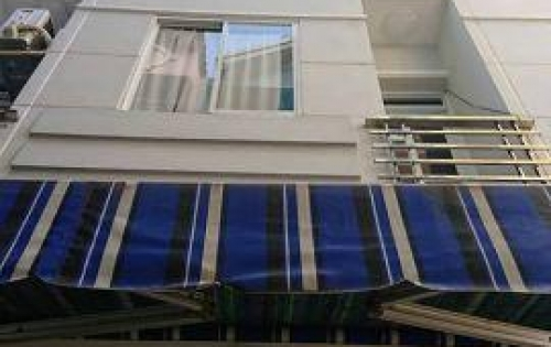 Bán nhà hẻm 2266 Huỳnh Tấn Phát Nhà Bè, DT 3m x10m, 3 lầu, 5PN giá 2 tỷ