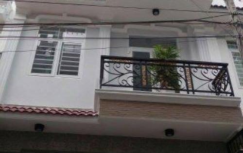 Bán nhà đường Đào Tông Nguyên, Thị trấn Nhà Bè DT 5m x10m, 2 lầu 4PN giá 3.2 tỷ