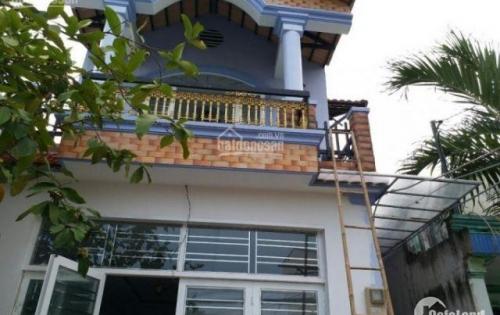 Bán nhà hẻm 2640 Huỳnh Tấn Phát, Thị trấn Nhà Bè DT 4.5m x 12m, 1 lầu 1 trệt giá 1.8 tỷ