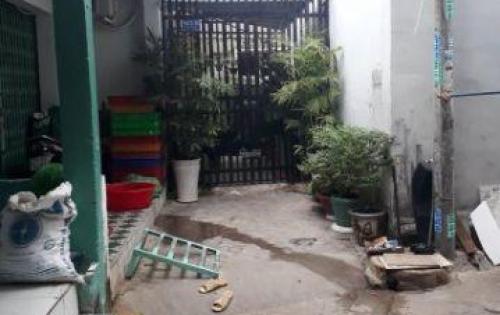 Bán nhà hẻm 54 Dương Cát Lợi, Nhà Bè, Tp.HCM. DT 3.7m x 14m. 2PN giá 1.8 tỷ
