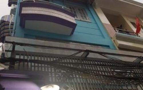 Bán nhà hẻm 71 Đào Tông Nguyên, Nhà Bè, Tp.HCM DT 4m x 20m, 2 lầu, 4PN giá 3.6 tỷ