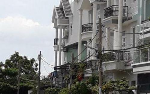 Bán nhà Huỳnh Tấn Phát, Nhà Bè, Tp.HCM DT 5m x 11m, 2 lầu, 4PN giá 3.3 tỷ