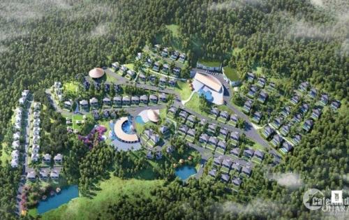 Resort nghỉ dưỡng, cách Hà Nội 30 phút lái xe, cạnh sân Golf lớn ĐNA, dòng tiền hàng năm 180 Trệu