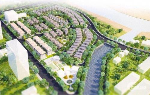Mở Bán đất nền 45 Căn ShopHouse Đầu Tiên Tại : Dự án Làng Việt Kiều Hải Phòng – hòn ngọc xanh trên bờ Sông Lạch Tray.