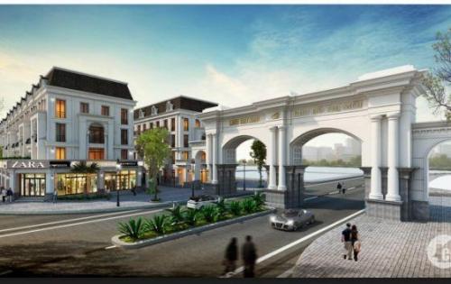 Bán nhà mặt phố Khúc Thừa Dụ, Lê Chân, Hải Phòng 159m2 xây 4,5 tầng 9.879 tỷ LH 0911.957.412