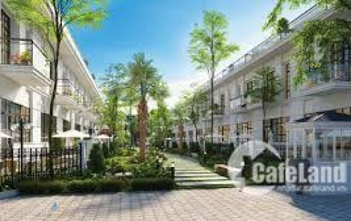 Nhà phố kinh doanh 3.5 tầng mặt tiền đường 25m ngay bãi tắm Xuân Thiều