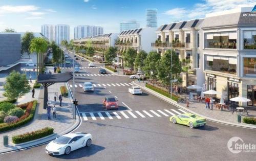 Sở hữu nhà phố thương mại đẳng cấp Châu Âu ngay tại Đà Nẵng, giá chỉ 3,9 tỷ /căn