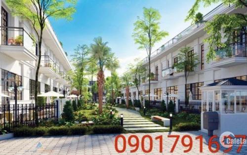 Sở hữu nhà phố 3.5 tầng, ngay trung tâm Quận Liên Chiểu, Đà Nẵng giá chỉ 3,8 tỷ/căn CK 8%