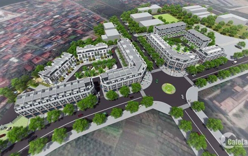 Những lý do  nên đầu tư Shophouse Eastern park, Hà Nội Garden City, Thạch Bàn, Long Biên.