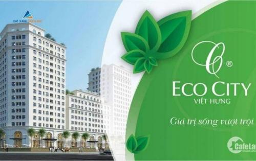 Eco City việt hưng căn hộ đẳng cấp, chất lượng sống 5*, giá trị sống vượt trội