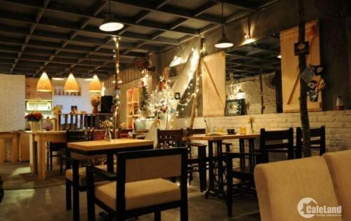 Sang nhượng quán nước và café kinh doanh bậc nhất Long Biên DT 100m2 với giá thuê cực mềm.