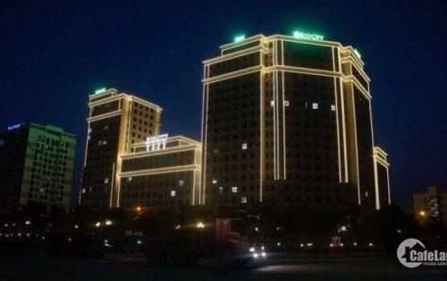 Mở bán 10 suất ngoại giao chung cư Chung cư cao cấp Eco City Việt Hưng chiết khấu 80 triệu.