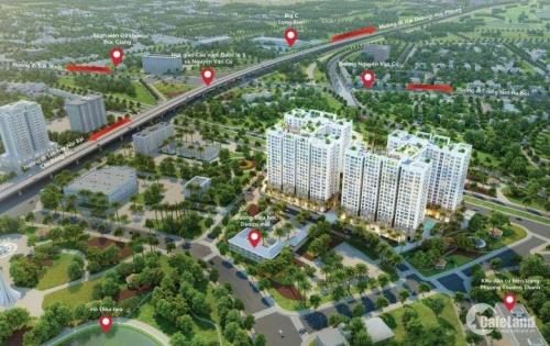 Mở Bán chung cư Hà Nội Home Land, căn hộ 2 ngủ giá 1.1 tỷ, Vị trí vàng Long Biên,lh: 0979049207