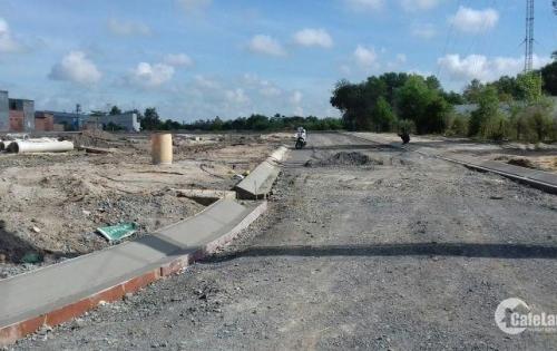 Không gấp lắm, bán lô đất xã Lộc An 90m2. Sổ hồng, thổ cư 100% xây nhà ngay, đường nhựa