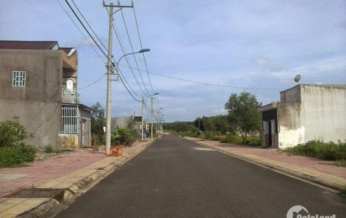 Có 2 lô dự án Airlink City gần sân bay Long Thành MT QL 51 xã Long Phước.