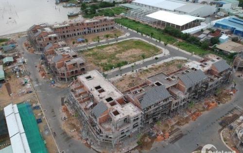 Nhà phố Diamond City An Giang trả trước 634tr sở hữu ngay vị trí đẹp,giao nhà tháng 11/2018