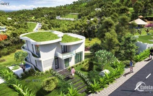 Khu nghỉ dưỡng sinh thái bạc nhất tại Hòa Bình - Ivory villas  & resort