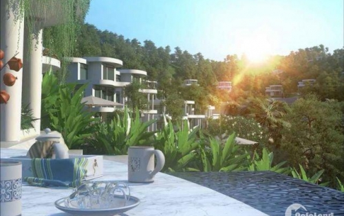 Biệt thự Ivory Villas & Resort giá chỉ từ 9tr/m2, LN 6%/năm, lãi vốn tăng trưởng 200%