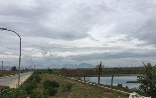 Đất nền dự án Khu đô thị Hòa Quý , mặt tiền hướng ra sông cổ cò. Đã có sổ đỏ từng nền