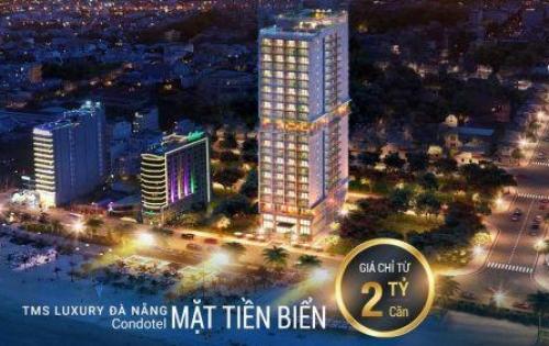 Chỉ 400 triệu Sở Hữu Condotel TMS Luxury Hotel Đà Nẵng Sinh Lời, Trọn Đời, An Toàn, Ổn Định