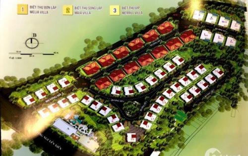 Marina Hill Dự án biệt thự Nghĩ Dưỡng duy nhất ở tại TP. Nha Trang