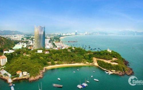 Căn hộ 90% view biển mặt tiền Trần Phú - Nha Trang, Dragon fairy Hometel sổ hồng lâu dài