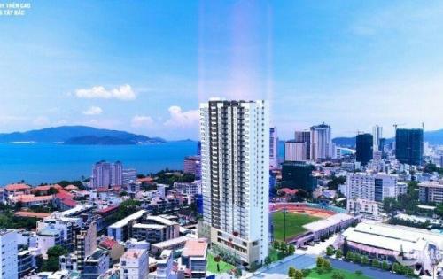 Chỉ 2,3 tỷ có ngay chung cư cao cấp view biển trung tâm Nha trang