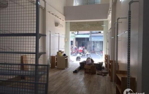 Bán nhà mặt tiền đường trần việt châu , đối diện chợ an hòa , phường An Hòa . Sổ hồng .