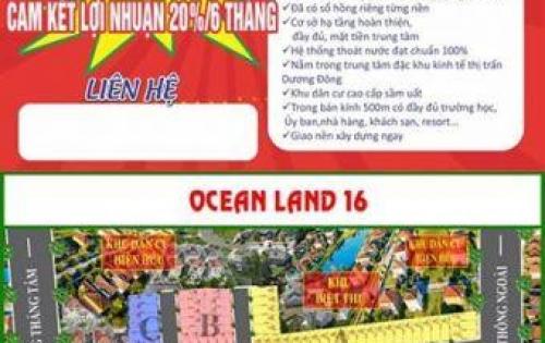 Dân đầu tư Đổ xô vào đất Phú Quốc .