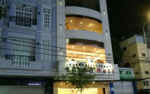 Bán gấp nhà góc 2 mặt tiền hầm 4 lầu đường Mạc Đỉnh Chi, Đa Kao, Quận 1;chỉ 26 tỷ 6x15m, LH 0905459039