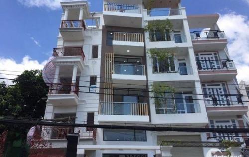 Bán nhà HXH Lý Thường Kiệt, Q.10, Dt: 5x12m,6 tầng, HĐ 43tr/th. Giá: 8.7 tỷ
