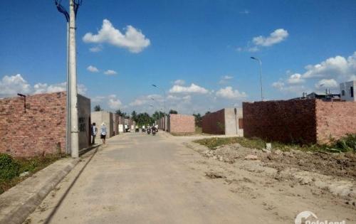 Đất nền thổ cư Ngã Tư Ga, SHR, tặng GPXD, đường 8m