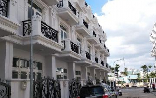Bán nhà phố cao cấp KDC Golden City, Thạnh Xuân, quận 12, dt 50m2 giá 4,75 tỷ.