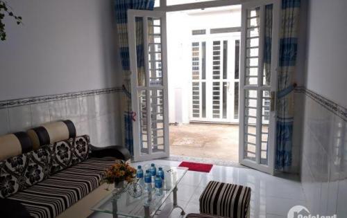 bán nhà ở giá rẻ khu vực quận 12 phường Thạnh Lộc 45m2 giá 895tr. đường Hà Huy Giáp