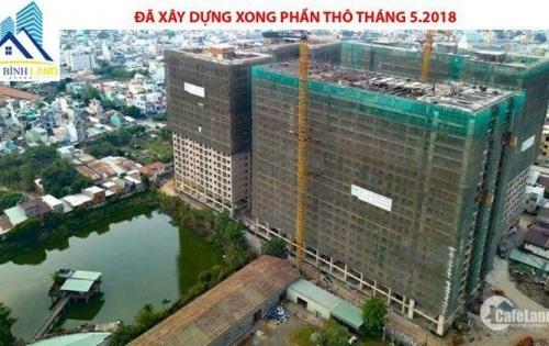 Cơ hội sở hữu ngay căn hộ cao cấp bậc nhất nằm liền kề tuyến ga Metro ( Bến Thành- Tham Lương) Q.12