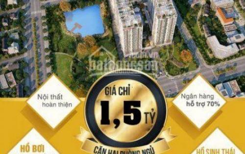Chỉ 450tr sở hữu ngay căn hộ cao cấp 2PN 2WC ngay cầu Tham Lương Q.12