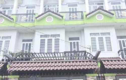 Bán gấp nhà P.APĐ, Q.12, SHR, gần QL.1A Ngã tư Ga đường vườn lài nối dài