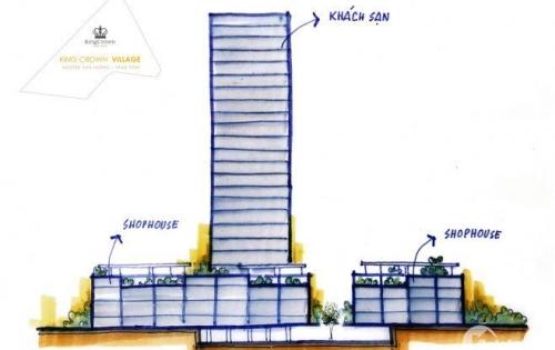King Crown Village nhận giữ chỗ 43 căn Shophouse Nguyễn Văn Hưởng Quận 2