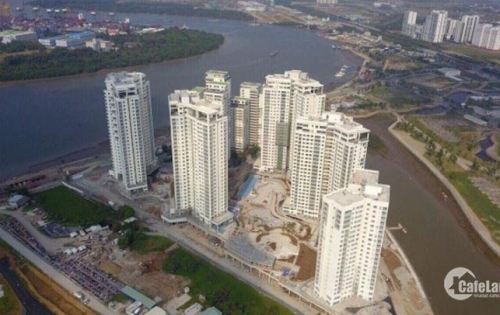 Bán căn hộ Đảo Kim Cương Quận 2, tháp Bora Bora, căn 3 phòng ngủ, 117m2 tầng 9, view trực diện sông Sài Gòn, quận 7
