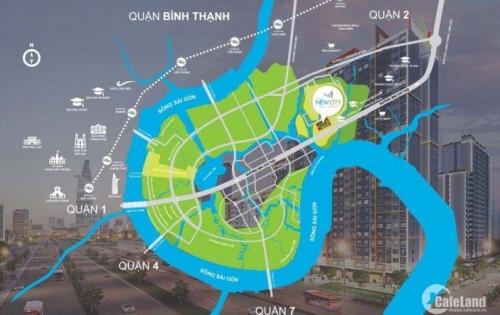 Chính chủ cần bán gấp căn hộ 3 PN New city Thủ Thiêm view đẹp, giá rẻ. LH: 0987306697
