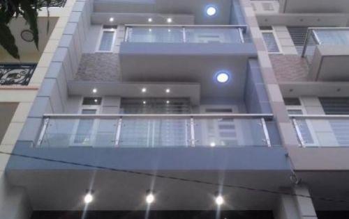 Bán nhà MT Lê Văn Sỹ, Quận 3 DT 4,3m x 25m , giá 26.5 tỷ HĐ thuê 100 triệu/tháng.