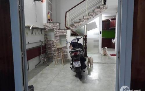 Bán Nhà Nở Hậu Lê Văn Sỹ 6 Phòng Cho Thuê, 4x12m, 4L, 5.5 Tỷ.
