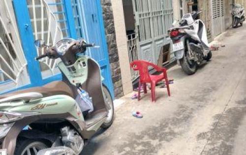 Bán nhà hẻm 61 Đoàn Văn Bơ, phường 9, quận 4, thành phố Hồ Chí Minh